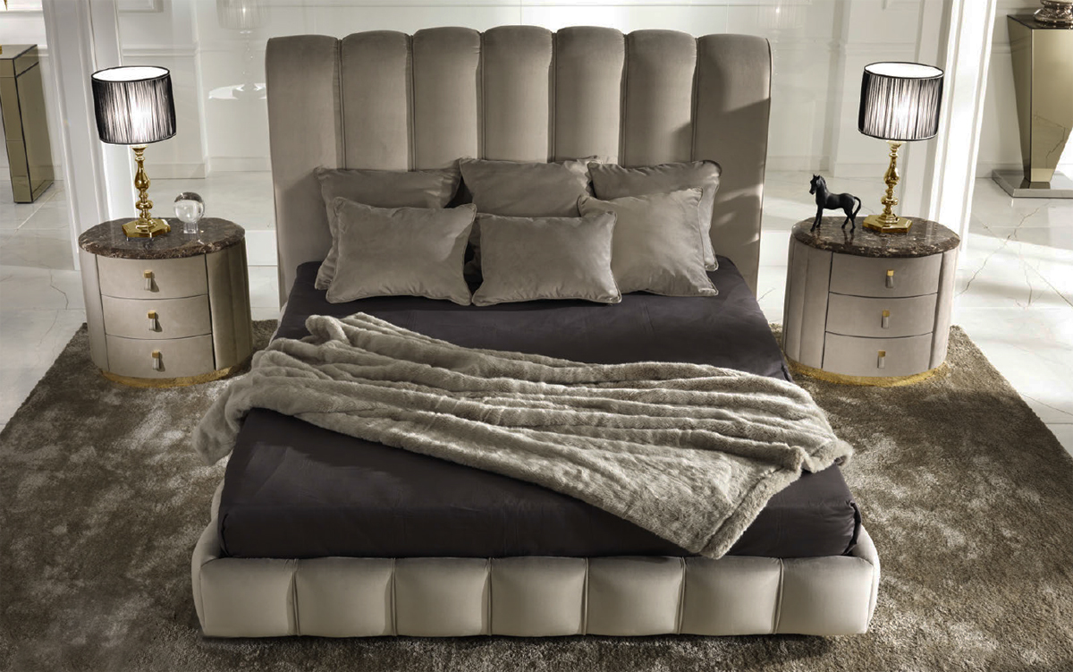 Arredo Кровать DV HOME COLLECTION BYRON letto