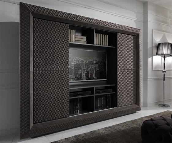 Arredo Стенка DV HOME COLLECTION  BYRON porta tv 2