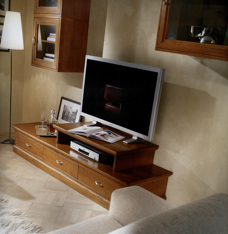 Arredo Тумба под TV ROSSIN & BRAGGION 166 + 167