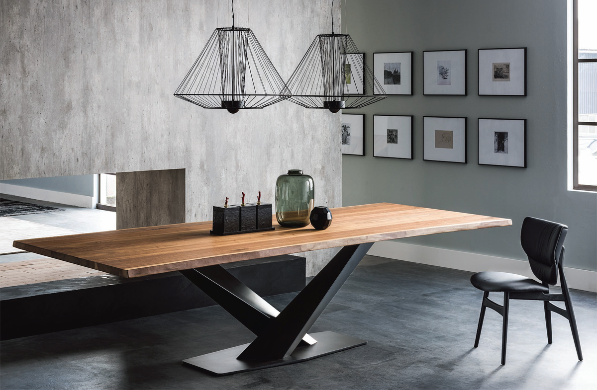 Arredo Стол CATTELAN ITALIA STRATOS WOOD