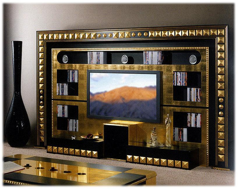 Arredo Стенка VISMARA  The wall - Home Cinema Piramid