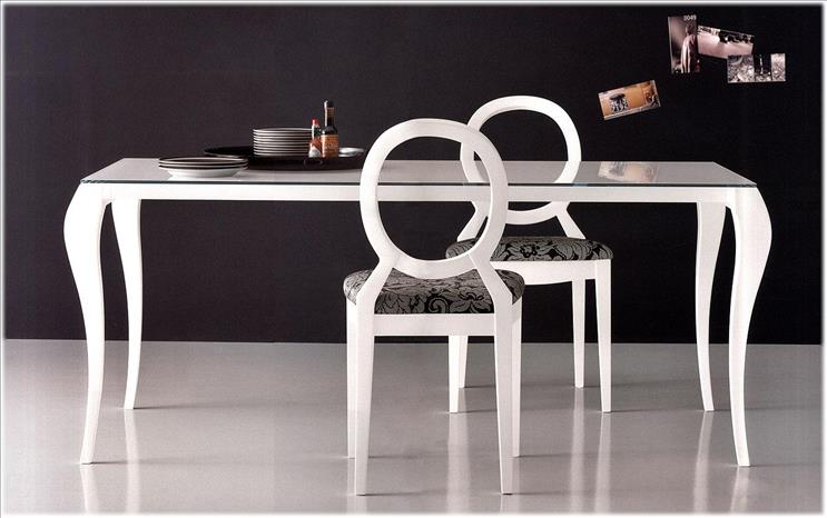 Arredo Стол MINIFORMS Ghost  TP 6013