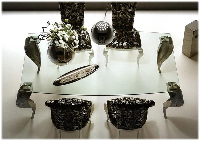 Arredo Стол CASTELLAN  Imperial Glass