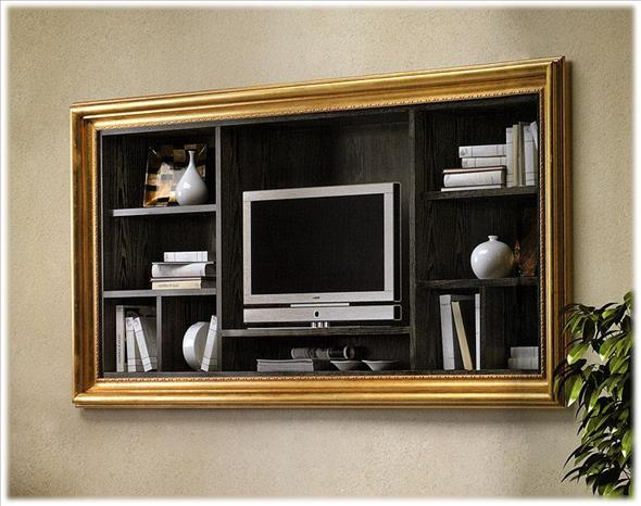 Arredo Рама под TV CASTELLAN Gold Picture Gold Picture