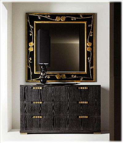 Arredo Комод CASTELLAN  Chest Glamour Black
