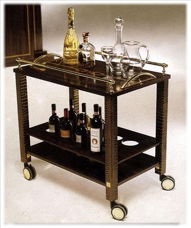 Arredo Сервировочный столик FORMITALIA Club bar trolley Club bar trolley