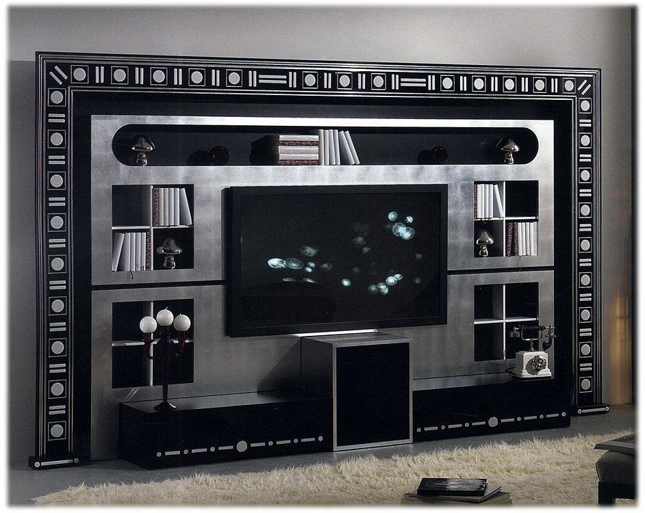 Arredo Стенка VISMARA  The Wall Home cinema-Glass Eyes