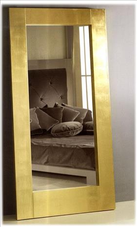 Arredo Зеркало AMELIHOME Gold manhattan HV 7101