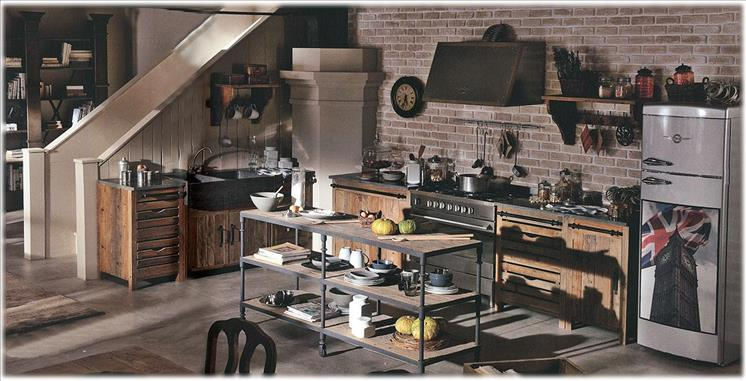 Arredo Кухня DIALMA BROWN  Cucine 03