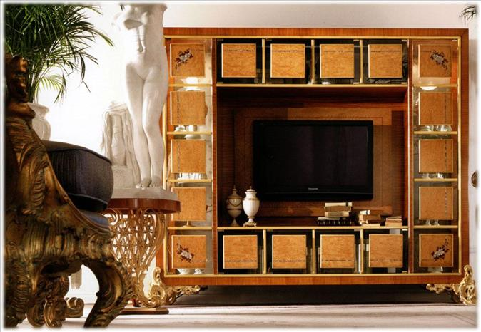 Arredo Стенка JUMBO COLLECTION  HER-18