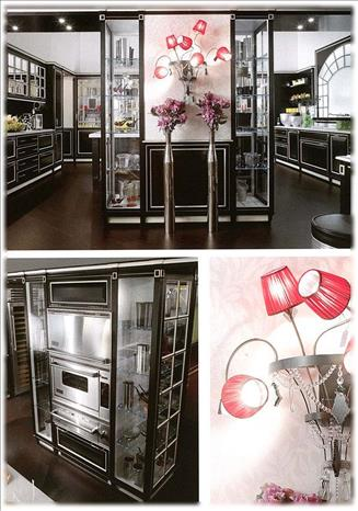 Arredo Кухня BRUMMEL CUCINE  Luxury