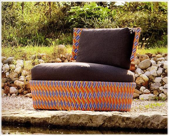 Arredo Кресло VARASCHIN Kente 1631