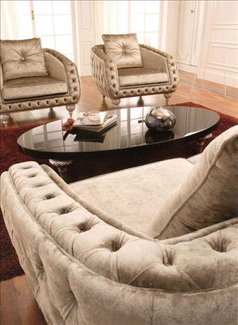 Arredo Стол журнальный ATMOSPHERA Paris PF.CAP.PSN.PF