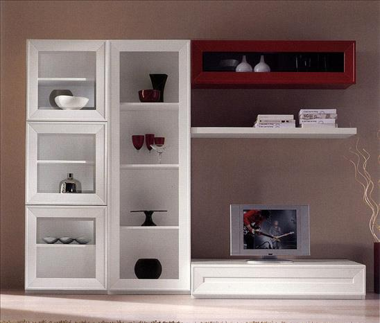 Arredo Стенка VACCARI INTERNATIONAL  Mughetto