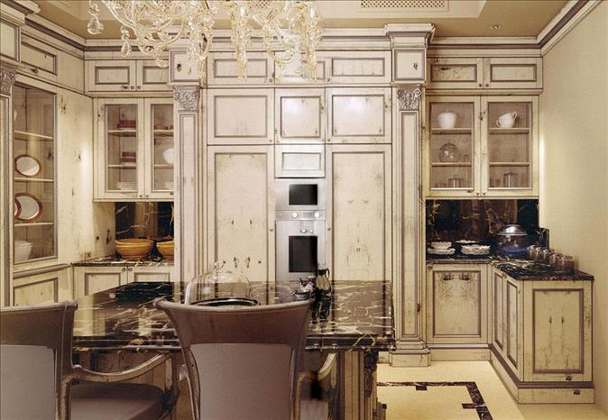 Arredo Кухня PROVASI  Kitchen 02
