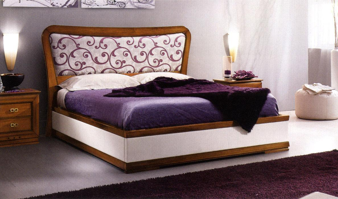 Arredo Кровать VACCARI INTERNATIONAL 2078/P