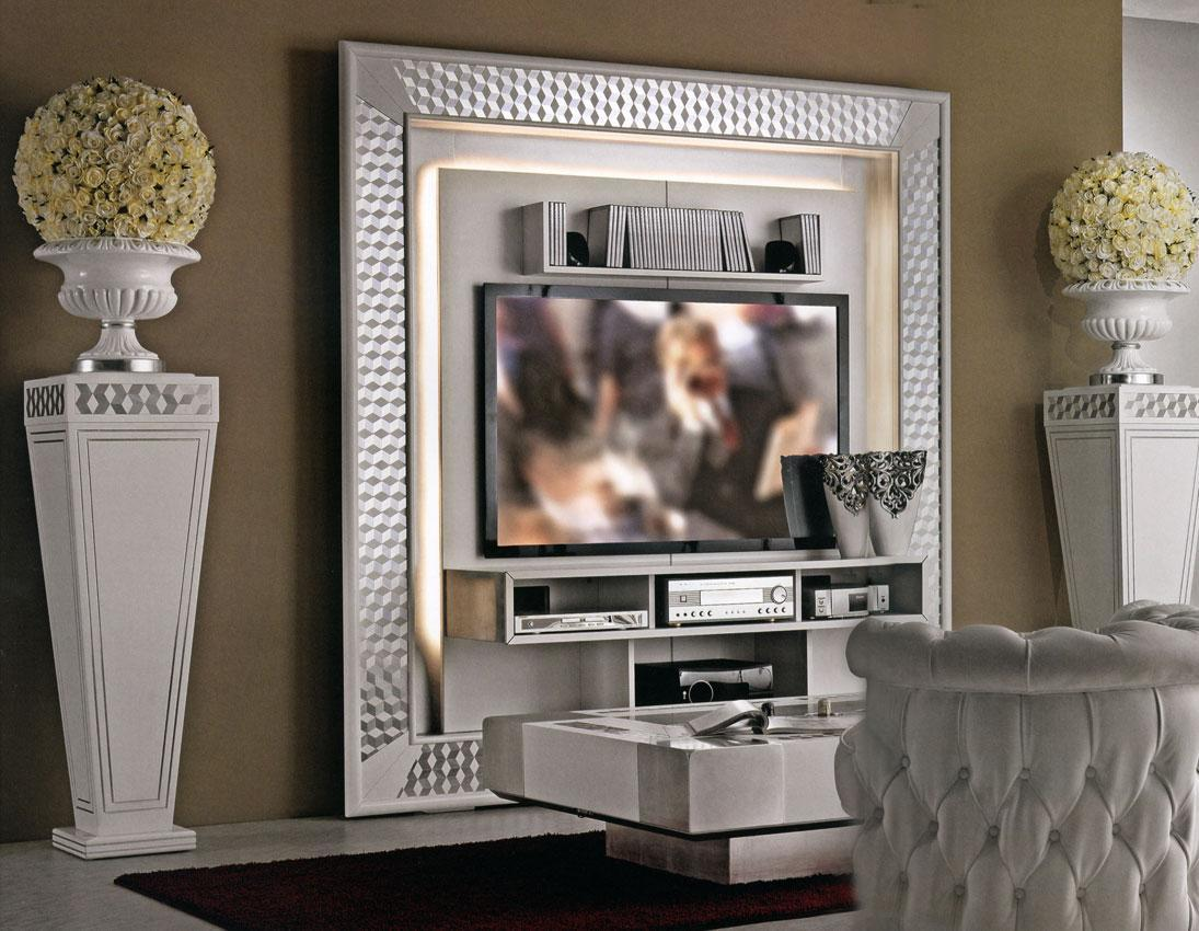 Arredo Рама под TV VISMARA  The Frame Home Cinema-Mosaik
