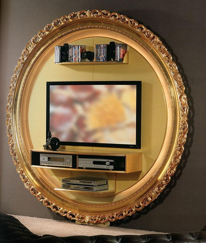 Arredo Рама под TV VISMARA  Star Gate-Baroque