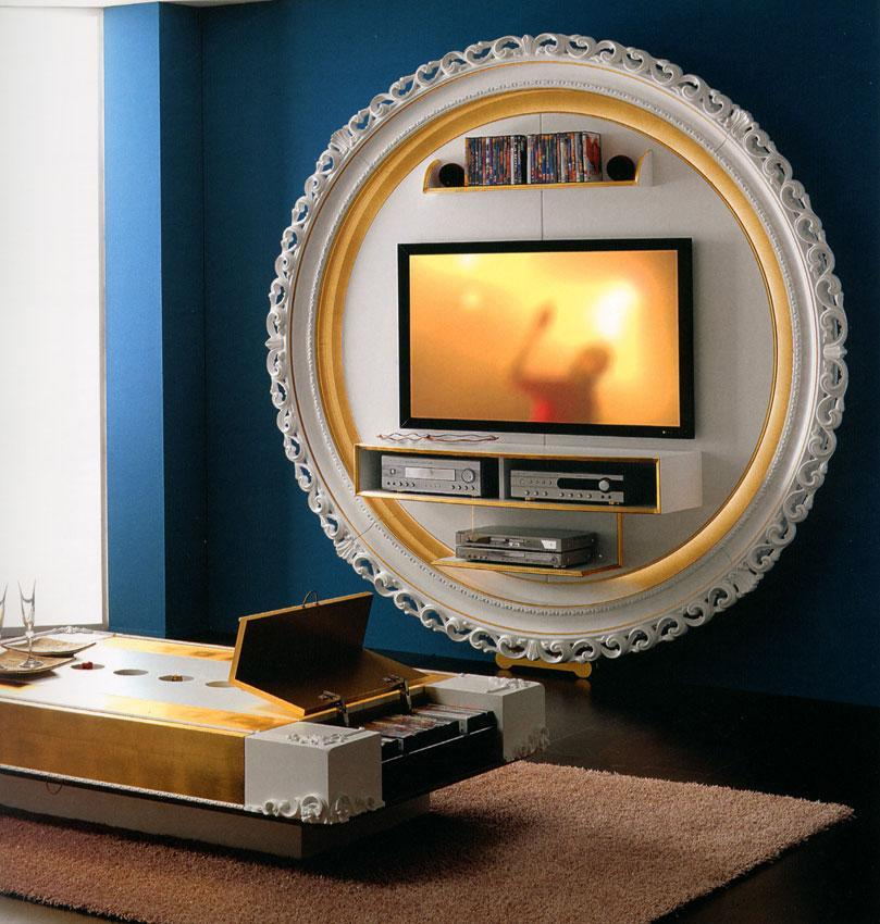 Arredo Рама под TV VISMARA  Star Gate-Baroque 01
