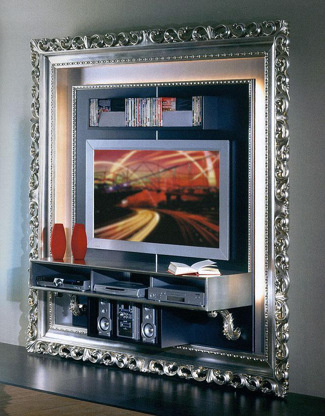 Arredo Рама под TV VISMARA  The Frame Home Ciema-Baroque 03