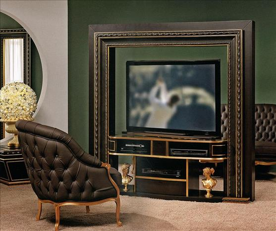 Arredo Стойка для TV–HI–FI VISMARA   Revolving Home Cinema-Classic