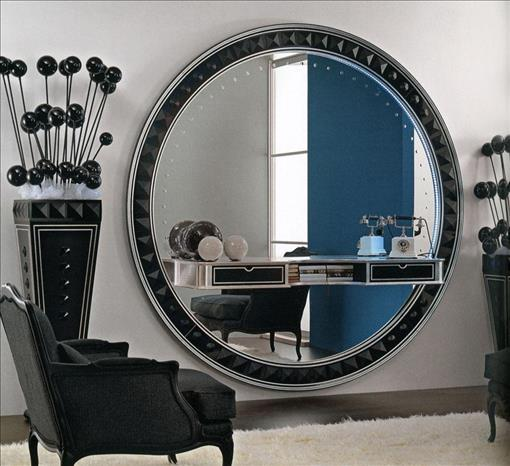 Arredo Зеркало VISMARA   Star Gate Big Mirror-Piramid