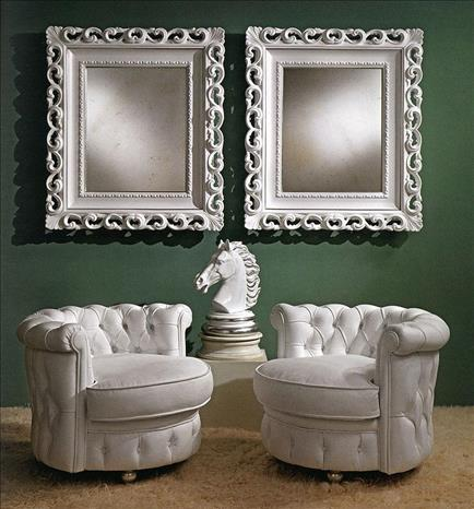 Arredo Зеркало VISMARA   Body Mirror 80-Baroque