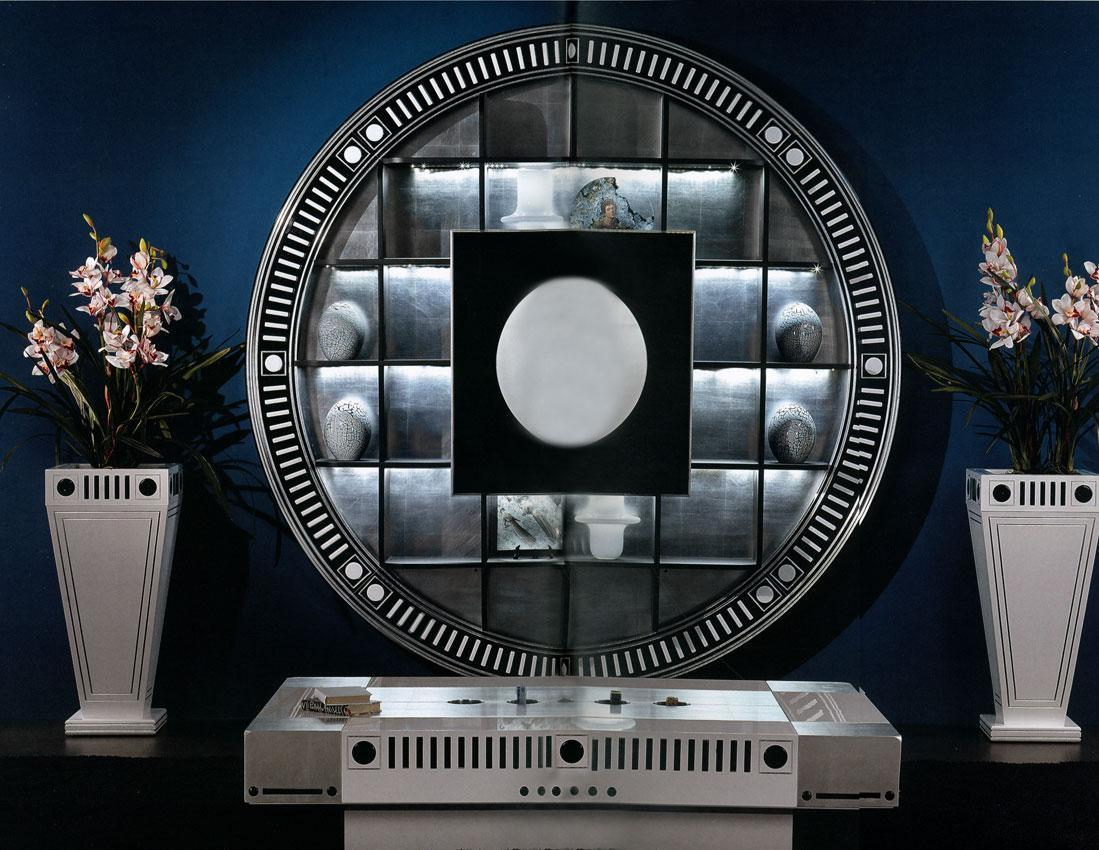 Arredo Бар VISMARA  Star Gate Container Bar-Glass Eyes