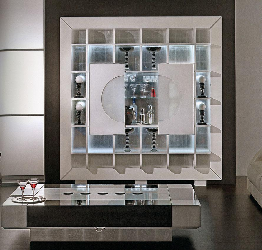 Arredo Бар VISMARA  The Frame Container Bar-Modern