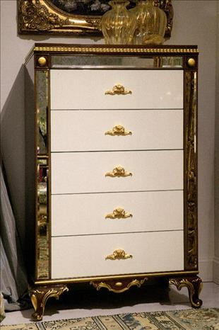 Arredo Комод BRUNO ZAMPA  Alexander chest of five drawers