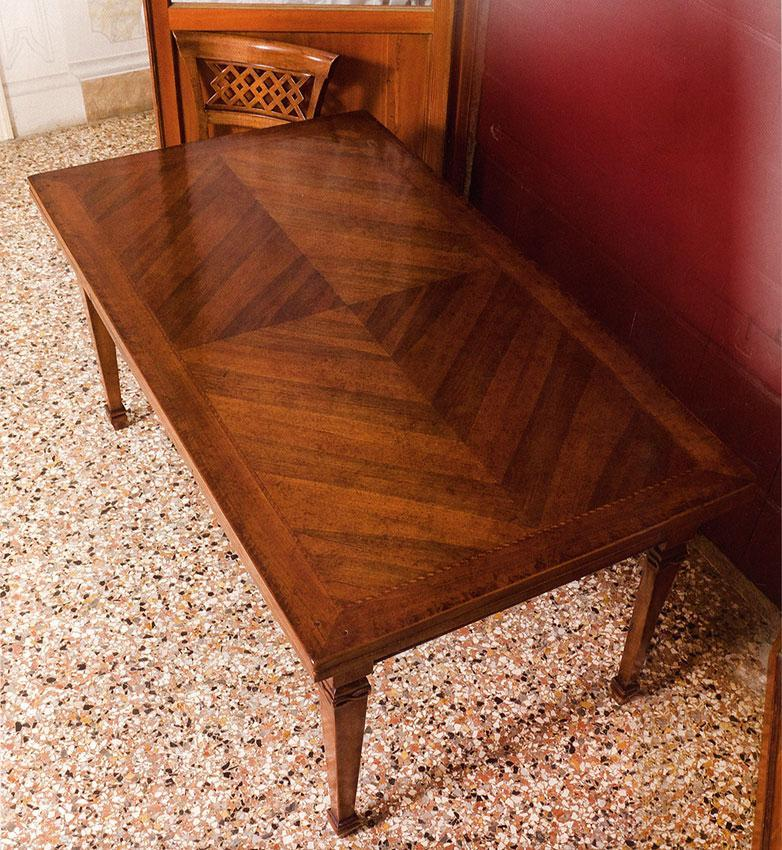 Arredo Стол BASSAN ART 543/SP