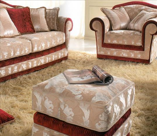 Arredo Пуф BEDDING  Pondichery pouff