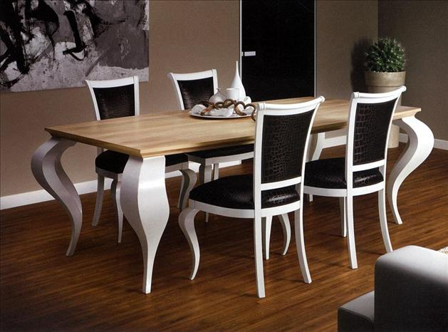Arredo Стол CASTELLAN  Imperial natural white