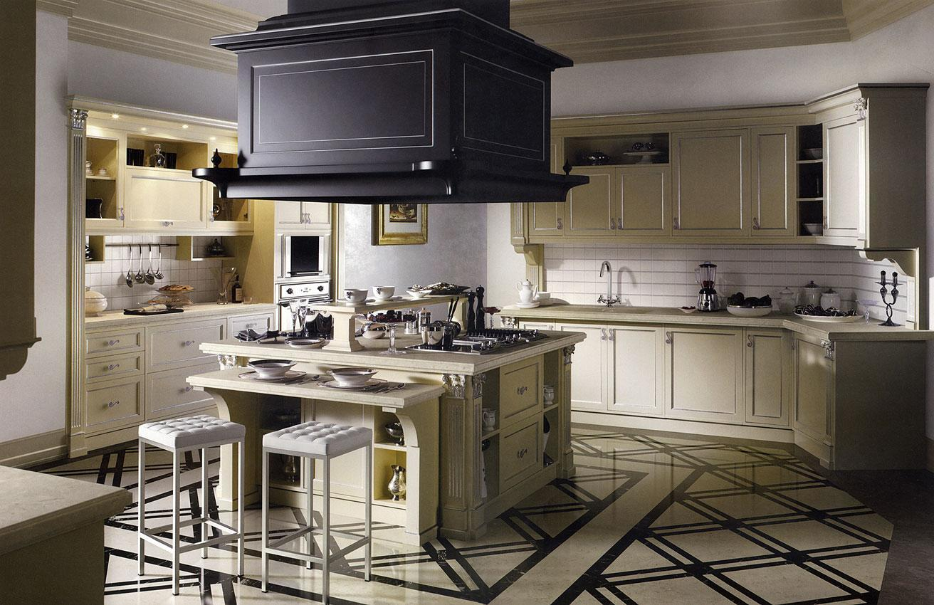 Arredo Кухня CASTELLAN Luxury