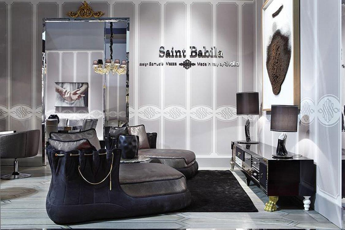 Arredo Шезлонг SAINT BABILA (RIVOLTA) LIGHT BAG chaise longue