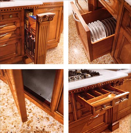 Arredo Кухня ZONTA  Luxury Kitchen