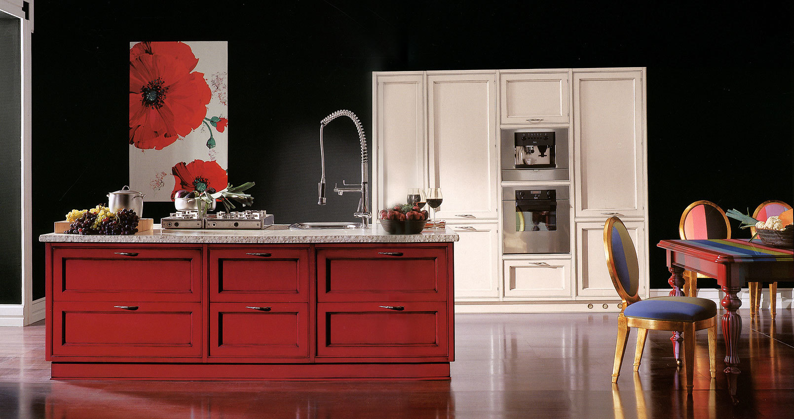 Arredo Кухня ZONTA Glamour Kitchen