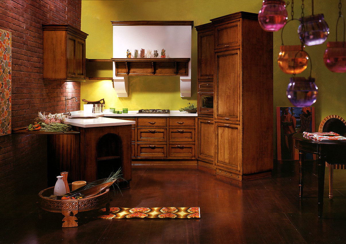 Arredo Кухня ZONTA Ethnic Kitchen