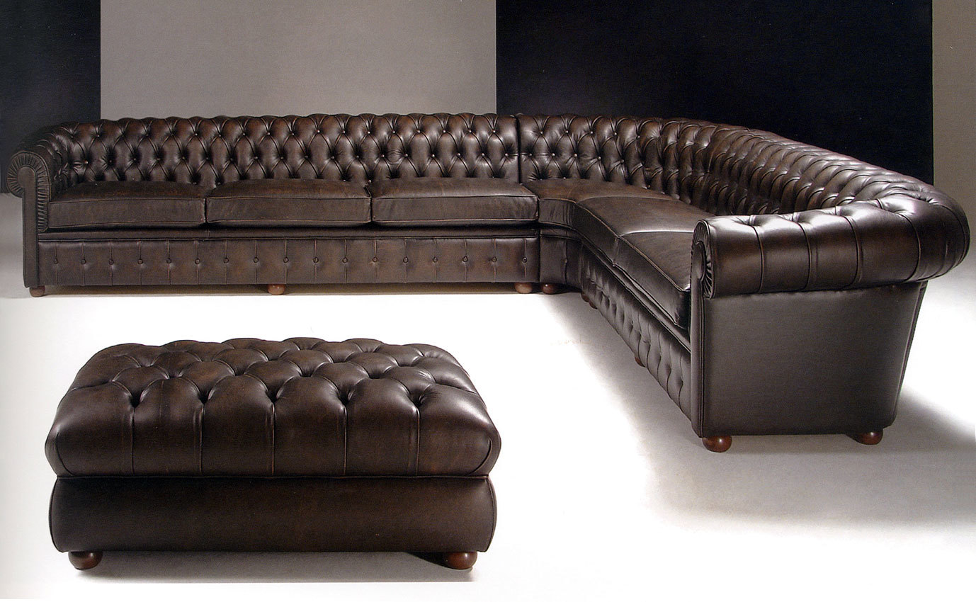 Arredo Диван MANTELLASSI CHESTERFIELD 1
