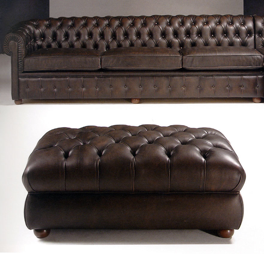 Arredo Пуф MANTELLASSI CHESTERFIELD 2