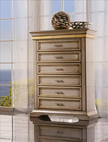 Arredo Комод INTERSTYLE Garbo Notte N454