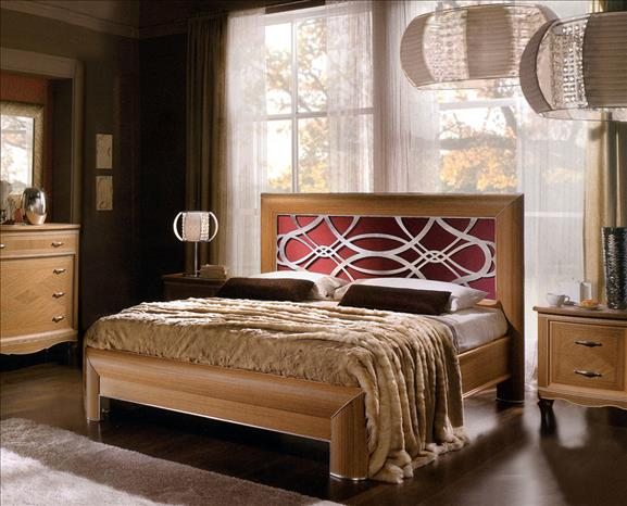 Arredo Кровать INTERSTYLE Garbo Notte N409