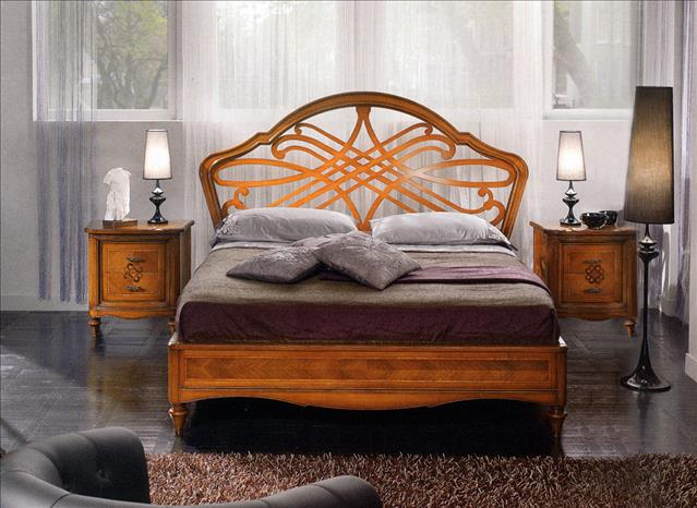 Arredo Кровать INTERSTYLE Garbo Notte N400