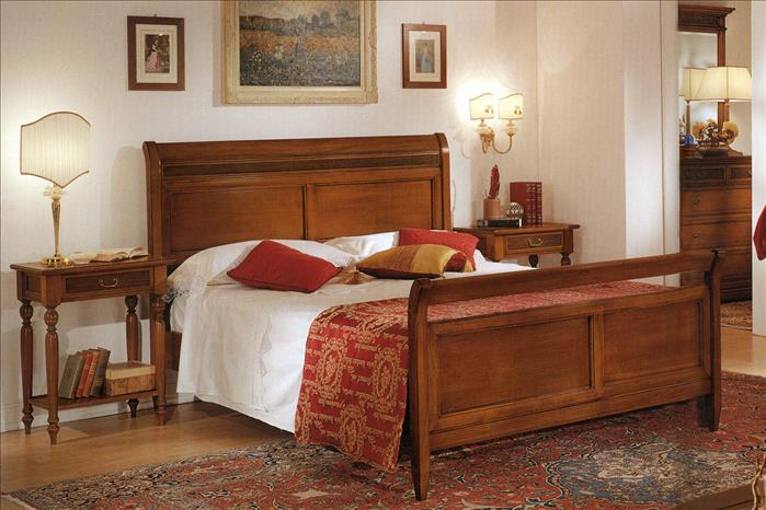 Arredo Кровать INTERSTYLE Garbo Notte N489