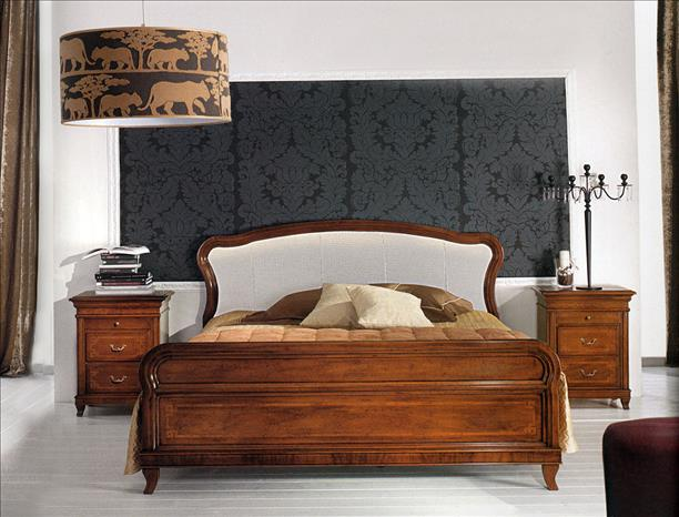 Arredo Кровать INTERSTYLE Garbo Notte N445