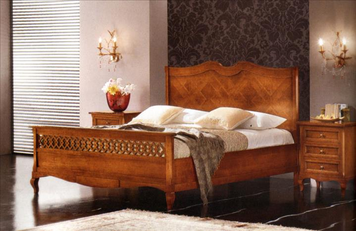 Arredo Кровать INTERSTYLE Garbo Notte N426