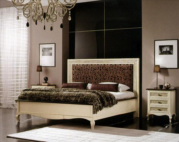 Arredo Кровать INTERSTYLE Garbo Notte N430