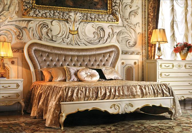 Arredo Кровать ARCA Belle Epoque  66.05S