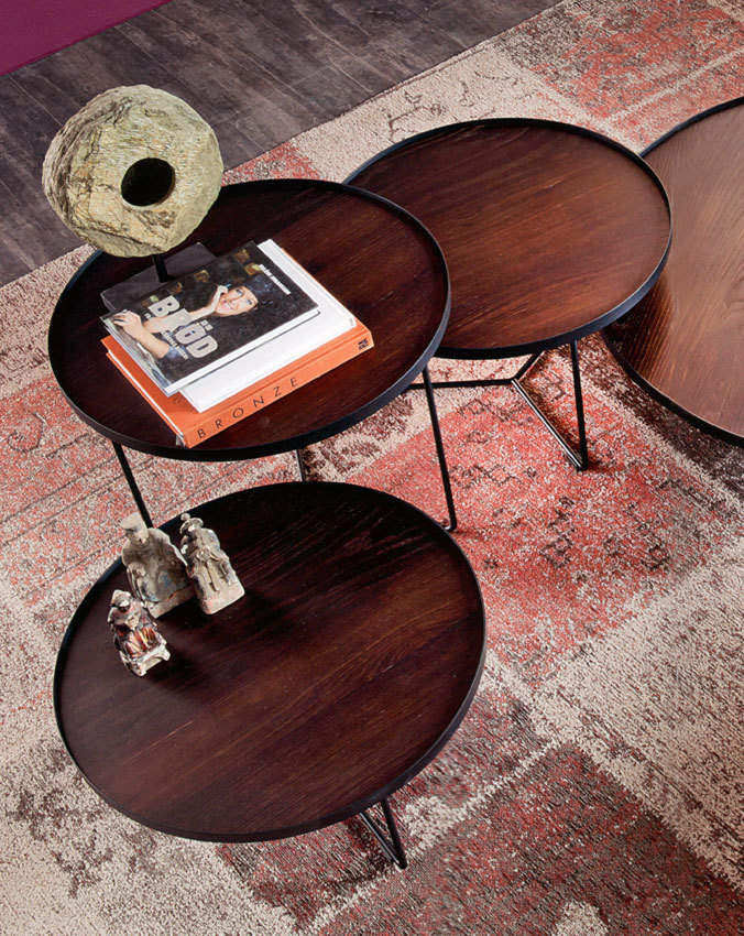 Arredo Подставка CATTELAN ITALIA Billy wood 01