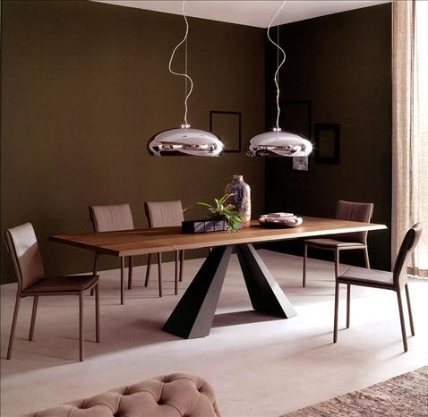 Arredo Стол CATTELAN ITALIA  Eliot wood Drive